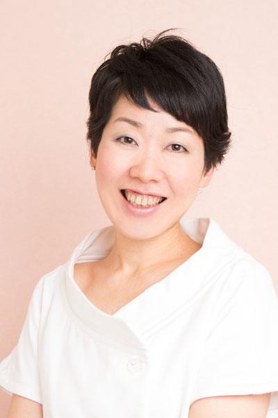 小野友恵プロフィール写真